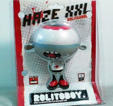 "Toy2R 2006 OXOP Rolitoboy Haze XXL Version 6"" Action Soft Vinyl Figure - Lavits Figure  - 2"
