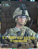 "Crazy Dummy 1/6 12"" 78005 Fight For Freedom U.S. Army ISAF Soldier In Afghanistan Action Figure - Lavits Figure  - 2"