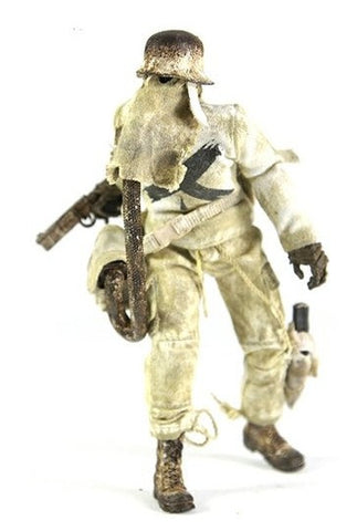 "ThreeA 3A Toys 2013 Ashley Wood WWRp Fantôme Nom de Plume Bambaland Exclusive 6"" Vinyl Figure - Lavits Figure  - 1"