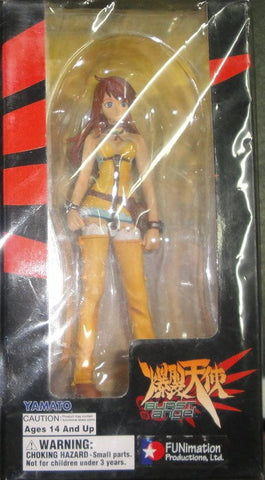 Yamato Funimation 1/10 Burst Angel Meg Pvc Collection Figure - Lavits Figure