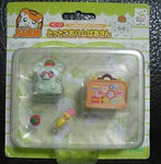 Epoch Toy Hamtaro And Hamster Friends HC-31 Old Hamster Mini Figure Play Set - Lavits Figure