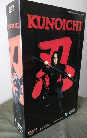 "Ignite 1/6 12"" Kunoichi Female Ninja Action Figure - Lavits Figure"