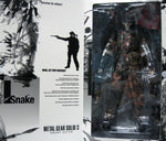 "Medicom Toy 1/6 12"" RAH Real Action Heroes Metal Gear Solid 3 Snake Eater Action Figure - Lavits Figure  - 2"