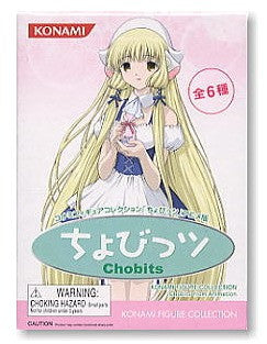 Konami Clamp Chobits Collection 6 Figure Set - Lavits Figure  - 1