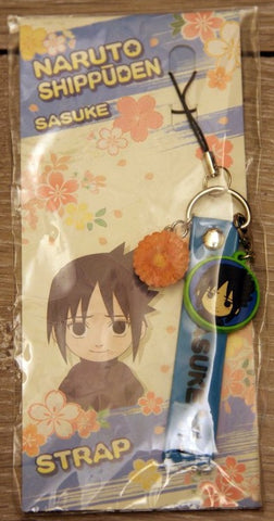 Movic Naruto Shippuden Itachi Sasuke Junior Ver Phone Strap Figure - Lavits Figure