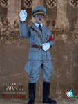 "Tit Toys 1/6 12"" TT003 WWII German Adolf Hitler Aged Middle Ver Action Figure - Lavits Figure  - 1"