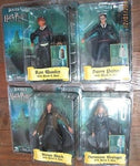 Neca Harry Potter With Wand & Base Series 1 4 Figure Set Ron Hermione Sirius - Lavits Figure  - 2