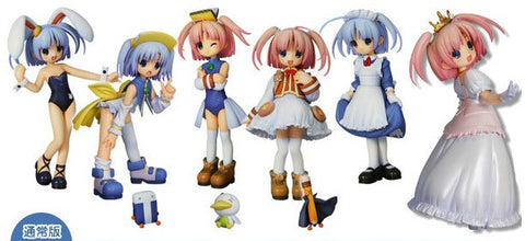Kotobukiya Grande One Coin Collection Moetan Original Color Ver 6 Figure Set - Lavits Figure  - 1