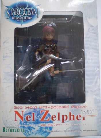 Kotobukiya 2003 Star Ocean Till the End of Time Nel Zelpher Pvc Figure - Lavits Figure
