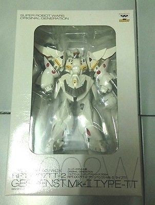 Banpresto Hobby Super Robot Wars OG RPT-007TT-2 Gespenst MK-II Type TT Action Figure - Lavits Figure