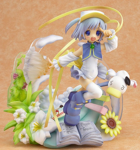 Good Smile 2008 1/8 Popup Vignette Moetan Pastel Ink Pvc Figure Used - Lavits Figure