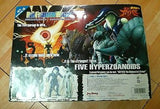 Max Factory Guyver BFC Bio Fighter Wars Collection 05 Neo Elegen Thancrus Figure - Lavits Figure  - 2