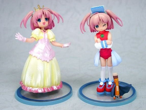 Kotobukiya 2006 Grand One Coin Collection Moetan Taiwan Limited 2 Figure Set - Lavits Figure