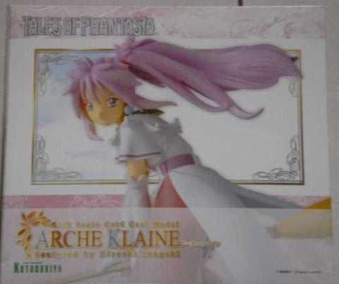 Kotobukiya Tales of Phantasia TOP Arche Klaine Polystone Statue Trading Collection Figure