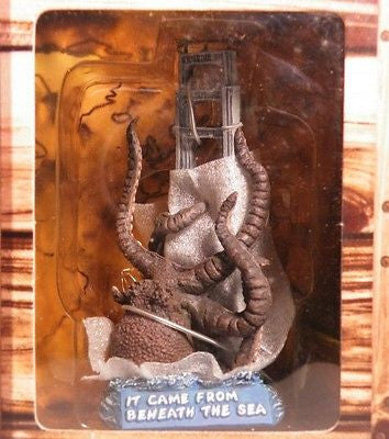 Ray Harryhausen Columbia Film Library It Came From Beneath The Sea Figure - Lavits Figure