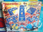 Takara Super Battle B-Daman Zero 56 Batlle Play Set Plastic Model Kit Figure Set - Lavits Figure  - 1