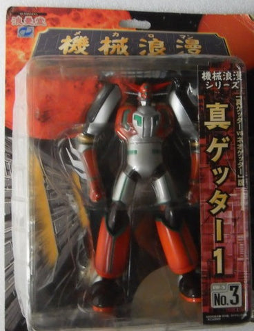 Romando Mechanical Robot Series 03 Shin Getter Action Figure - Lavits Figure