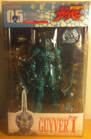 Max Factory Guyver BFC Bio Fighter Wars Collection 05 Guyver I Action Figure - Lavits Figure