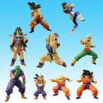 Bandai Dragon Ball Z Super Modeling Soul Of Hyper Figuration Part Special 9 Color Figure Set - Lavits Figure