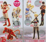 Konami Rumble Roses Collection Vol 1 6 Figure Set - Lavits Figure  - 3