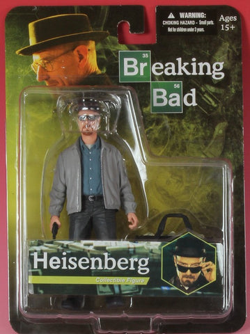 "Mezco Toys Breaking Bad PX Previews Exclusive Heisenberg 6"" Collectible Figure - Lavits Figure"