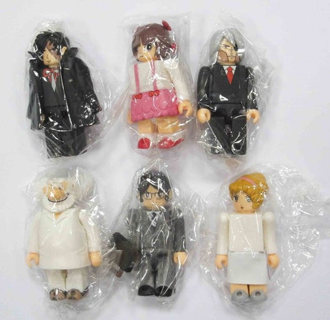 Medicom Toy Kubrick 100% Black Jack Series 3 6 Figure Set - Lavits Figure