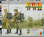 "Dragon 12"" 1/6 WWII Eastern Front 1943 German Signals Team Vaprossov Anton Action Figure - Lavits Figure  - 1"