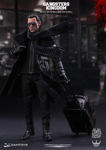 "DamToys 1/6 12"" Gangsters Kingdom GK007 Spade 7 Action Figure - Lavits Figure  - 1"