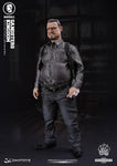 "DamToys 1/6 12"" Gangsters Kingdom GK002MX Memory Article Fat Man Action Figure - Lavits Figure  - 2"