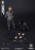 "DamToys 1/6 12"" Gangsters Kingdom GK002MX Memory Article Fat Man Action Figure - Lavits Figure  - 3"