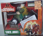Quest Small Soldiers Commando Elite Combat Assault Gumball Machine Coin Bank Action Figure
