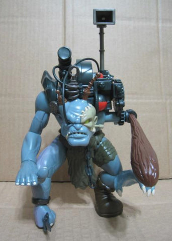 Kenner Small Soldiers Commando Elite Gorgonite Freakenstein Action Figure Used