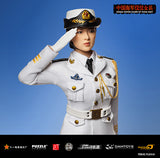 "Phicen 1/6 12"" PL2014-31 Female Honor Guard from China Navy Action Figure - Lavits Figure  - 3"