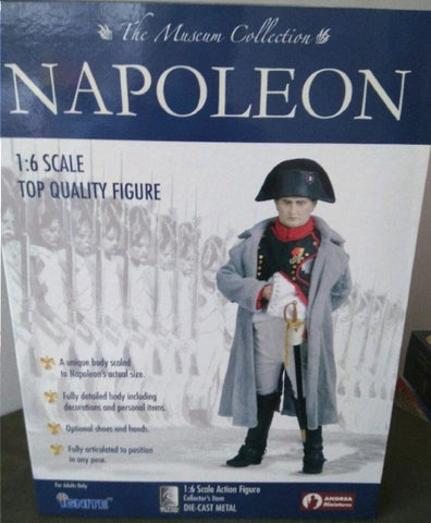 "Ignite 1/6 12"" The Museum Collection Napoleon Action Figure"