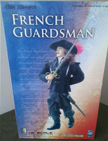 "Ignite 1/6 12"" Time Silhouette French Guardsman Action Figure"
