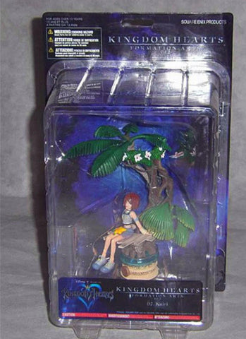 Square Enix Disney Kingdom Hearts Formation Arts Chess 02 Kairi Trading Collection Figure