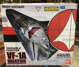 Bandai 1/55 Robotech Macross VF-1A Variable Fighter Valkyrie Pilot H.Ichijo Action Figure