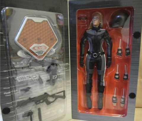 "BBi Takara 1/6 12"" Best Of Cool Girl CG-07 Harley Action Figure"