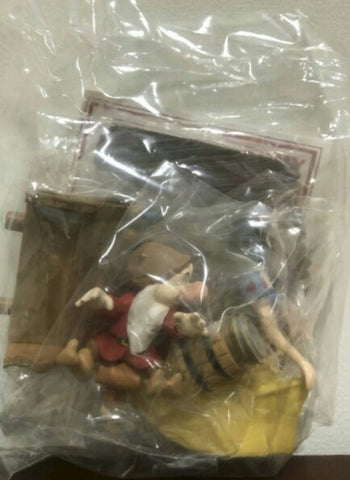 Tomy Disney Fantastic Gallery Part 1 Snow White Ver Trading Figure