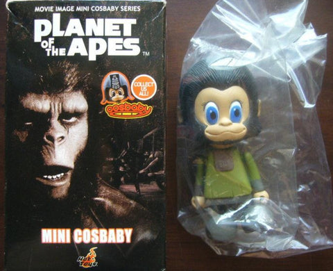 "Hot Toys Cosbaby Planet Of The Apes 3"" Mini Action Figure Type B"