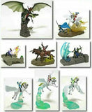 Yujin Pleasant Angels Fire Emblem Gashapon Part 1 & 2 16 Figure Set Used