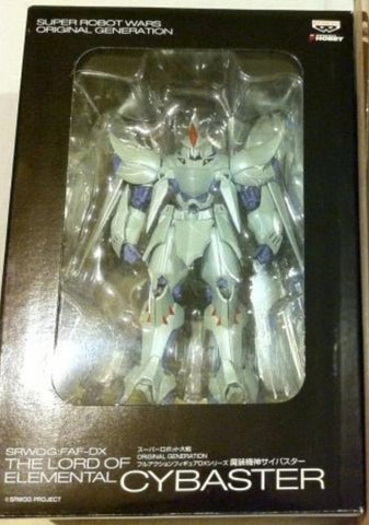 Banpresto Hobby Super Robot Wars OG SRWOG FAF-DX The Lord of Elemental Cybaster Action Figure