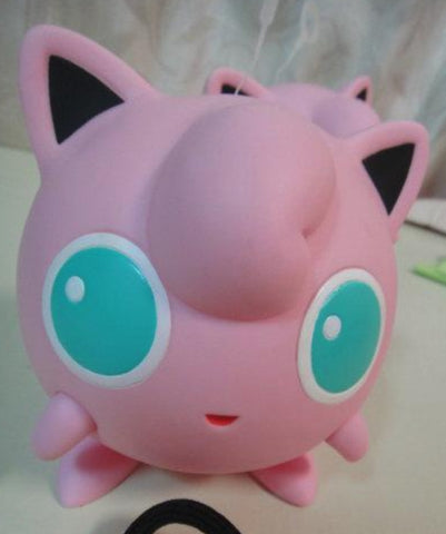 Tomy 1998 Pokemon Pocket Monsters Jigglypuff Soft Vinyl Figure