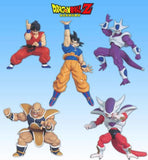 Unifive Dragon Ball Z Posing Freeza Part 2 5 Color Trading Figure Set