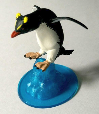 Kaiyodo Zoorasia Lunch Jungle Cracker No Limited Edition Penguin Bottle Cap Trading Figure