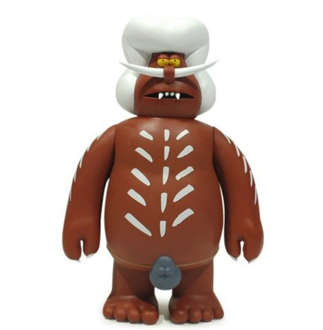 "Amos Toys 2007 James Jarvis Vortigerns Machine Witch Doctor Ver 12"" Vinyl Figure"