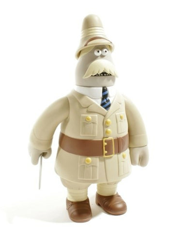 "Amos Toys James Jarvis Vortigerns Machine Mr Lemuel Waverley Ver 10"" Vinyl Figure"
