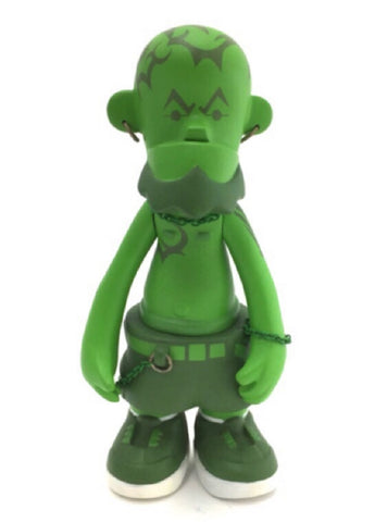 "Michael Lau Gardener Tatto Green Ver 6"" Vinyl Figure"