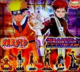 Bandai Naruto Gashapon Ultimate Collection Part 1 6 Trading Figure Set