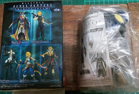Square Enix Final Fantasy Dissidia Trading Arts Vol 1 Warrior of Light Collection Figure